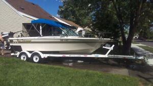 Selling boat