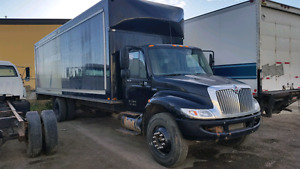 International 4300 maxforce