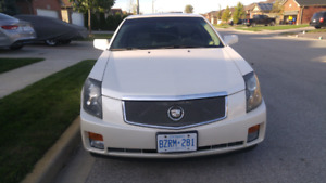 05 CADILLAC CTS 6 SPEED MANUAL $ 5500. Or swap for pick up