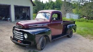Rare 1949 mercury pickup