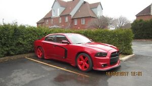 2011 Dodge Charger Rallye modified