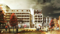 The Taylor Lofts & Towns Leslieville Downtown Special Incentives