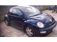 Swap vw beetle
