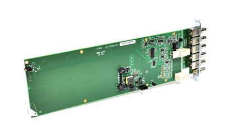 Evertz AES/EBU Distribution Amplifier DA 7700DA-AESU w/ Backplane
