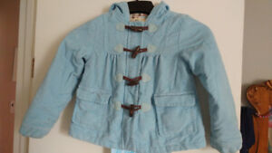 Old Navy fall/spring jacket size small. (Fits size 6)