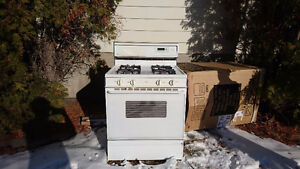 Maytag Gas Range and Oven