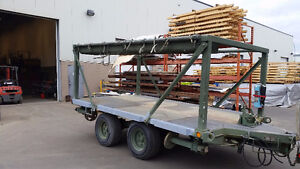 Ex Military Heave Duty Trailer *Reduced*