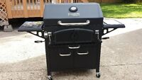 Master Forge Dual Tray Charcoal Barbeque