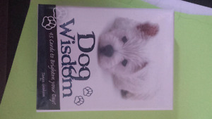 Dog wisdom Oracle deck new condition  $25