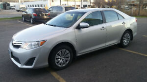 2014 Toyota Camry LE Sedan. Certified. Clean CARFAX