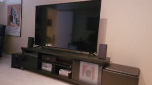 "65"" Vizio 4K TV with Stand"