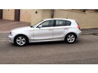BMW 1 series, petrol