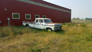 1976 Ford Long Box 2wd 460 Motor