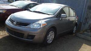2011 Nissan Versa Hatchback GOOD MECHANICAL SHAPE