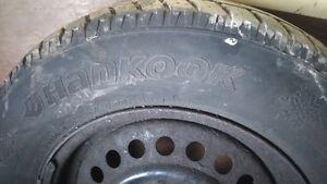 hankook i pike winter tires and rims