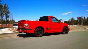 2001 Ford F-150 SVT Lightning Pickup Truck (Price Reduced!)