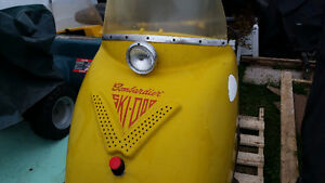 SKIDOO BOMBARDIER OLYMPIQUE 1965