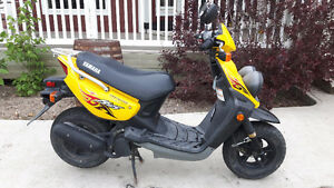 2008 Yamaha BWS Scooter For Sale