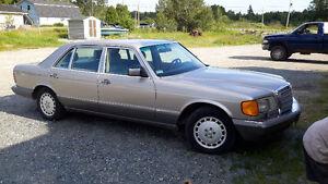 Mercedes 350 SDL