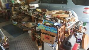 GIANT GARAGE AND BARN SALE-ANTIQUES-SUNDAY AUG.28