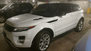 Range Rover Evoque Unique Coupe PANO Roof Fully Loaded
