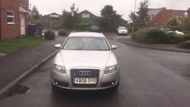 Audi a6 Quattro estate 3.0 diesel 2008