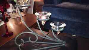 3 Tier candle holder