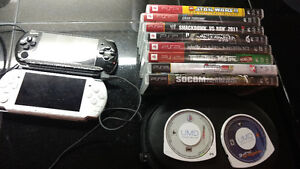 PSP's and games