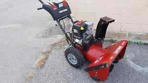 "Craftsman 27"" 9.5hp Snowblower. ELECTRIC START!"