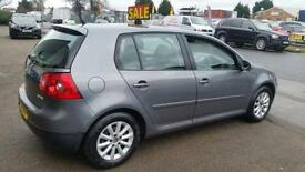 2008 Volkswagen Golf 1.6 FSI Match 5dr