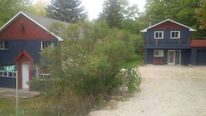 Blue Mountain cottage available Labour Day!