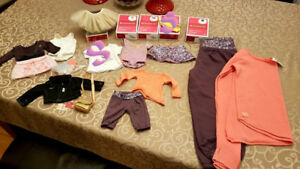 American Girl Doll Isabelle Clothing & Accessories