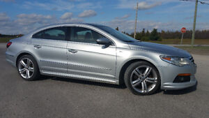 2011 VOLKSWAGEN CC R-LINE 2L TURBO SAFETIED AND E-TESTED