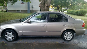2000 Honda Civic Sedan (Not Running)