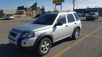 2004 Land Rover Freelander SE SUV, Crossover