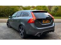 2017 Volvo V60 D4 190hp Euro 6 R Design Lux N Automatic Diesel Estate