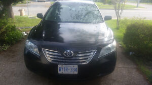 2007 Toyota Camry HYBRID ELECTRIC