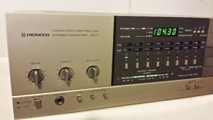 Pioneer SX-7 Receiver Home Stereo