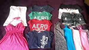 Girls summer clothes size xs and s