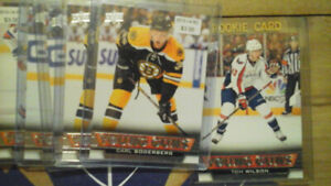 2013-14 to 2017-18 Hockey Rookie Cards ( U. D. Young Guns & OPC)