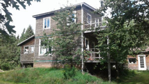 Farm-house on beautiful organic farm in Valleyfield - Montague