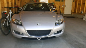 2007 Mazda RX8 GT LOW KMs