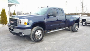2011 GMC Sierra 3500HD SLT DIESEL 4X4 LOADED