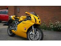 2003 DUCATI 749S 749 S YELLOW NATIONWIDE DELIVERY AVAILABLE