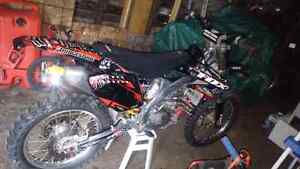 Trade 450 for 250