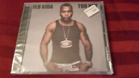 Flo Rida:Too Hot CD (never been opened!)
