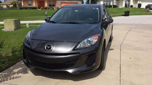 2012 Mazda3 Sport-GS SkyActive Hatchback