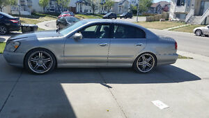 2002 Infiniti Q45 $2500 obo need gone today!