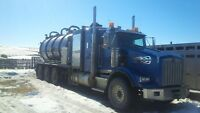 2004 Kenworth T800 Tri Drive Combo Vac - OPEN TO OFFERS