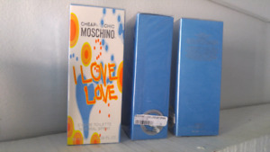 MOSCHINO I LOVE PERFUME WOMEN'S BRAND NEW